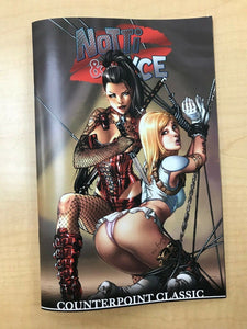 Notti & Nyce #1 EBAS Nice Variant Cover Counterpoint Classic Edition Contraband