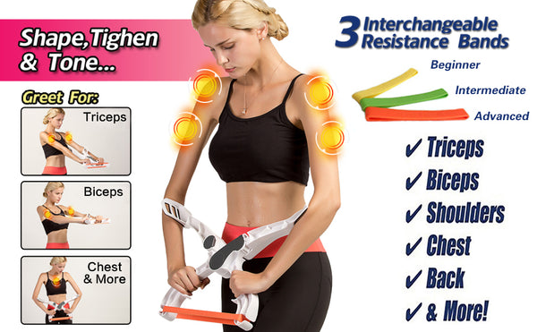 Arm Toner-Shape: Tighten, Tone