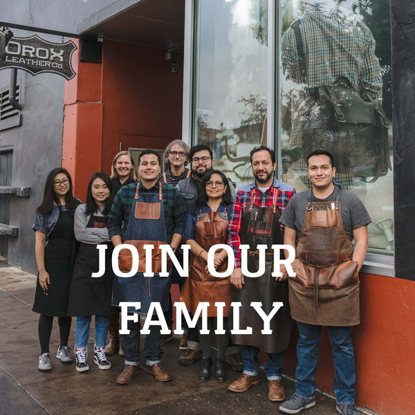 Join Our Family - Sales and Customer Service Specialist