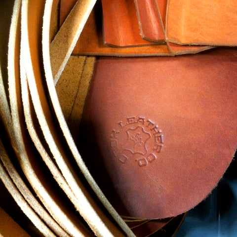 Orox Handcrafted Leather Goods - the best handcrafted leather goods start with the best leather