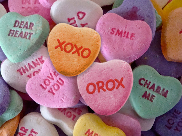 XOXO OROX - Happy Valentine's Day