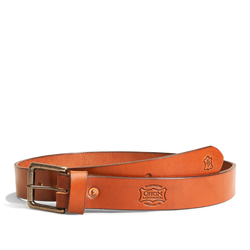 Hand crafted leather belt with high quality luxury craftsmanship made to last a lifetime, made for men and women who want a quality leather accessory.