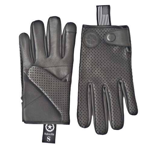Philleywood Charlie Glove Black