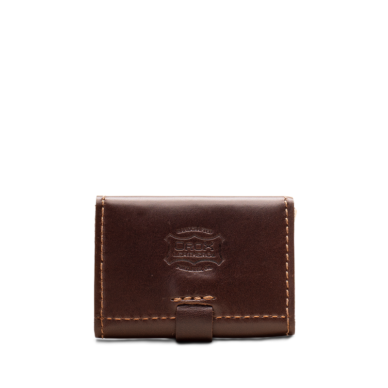 Hand crafted leather wallet with high quality luxury craftsmanship made to last a lifetime, made for women to stay organized in fashion.