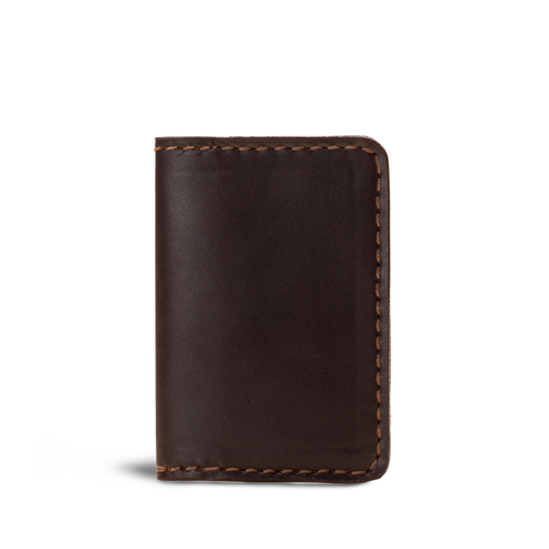 Arida Slim Cardcase - Brown
