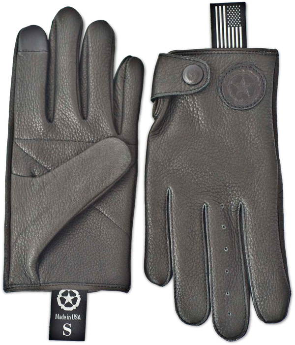 Philleywood William Glove Black