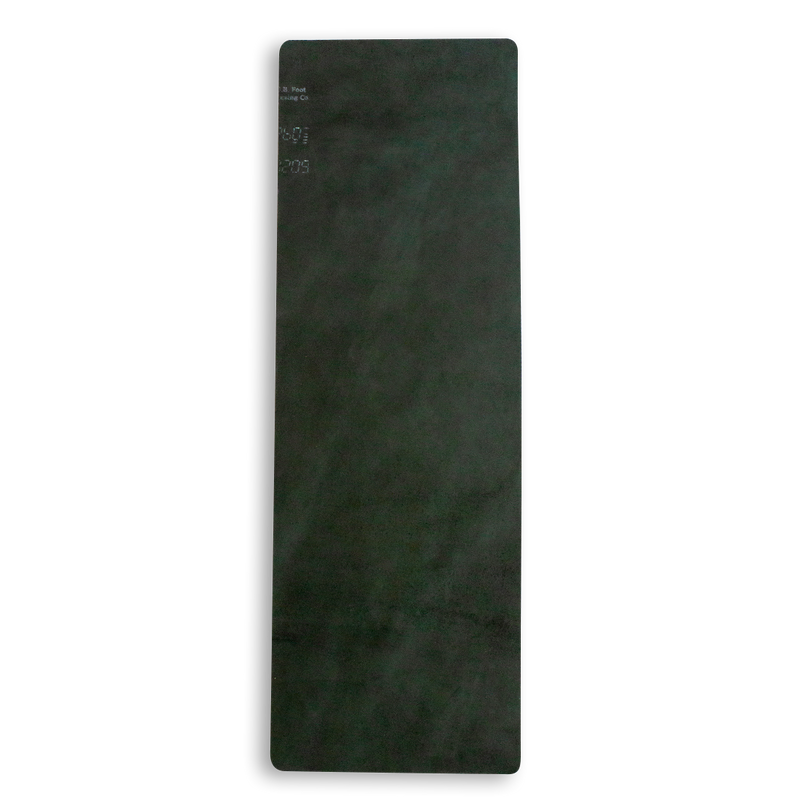 Desk Mat Black - Large - 20x40""