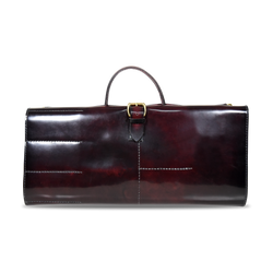 Orox Leather Co. X Gregory Gourdet - Knife Roll - Ruby