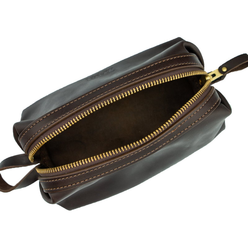Medicus Dopp Bag - Brown