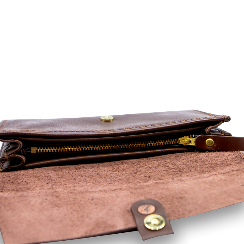 Merces Wallet - Brown