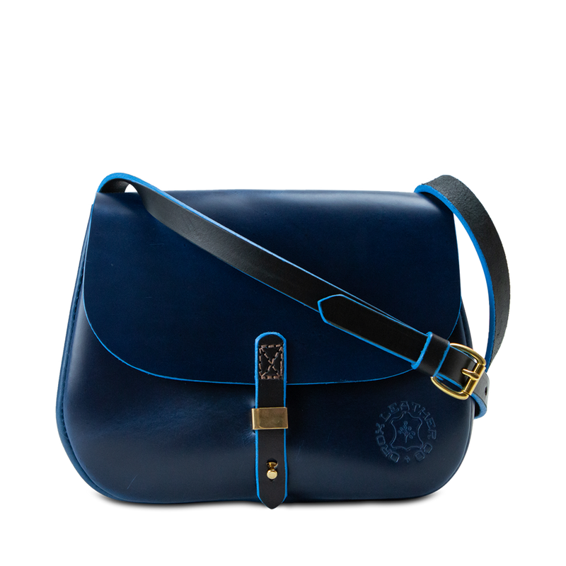 Merces Saddle - Navy