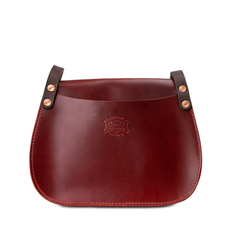 Merces Saddle - Red
