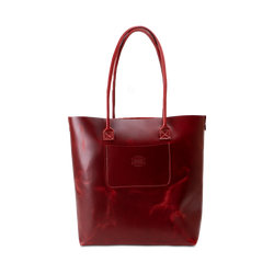 Merces Tote - Red