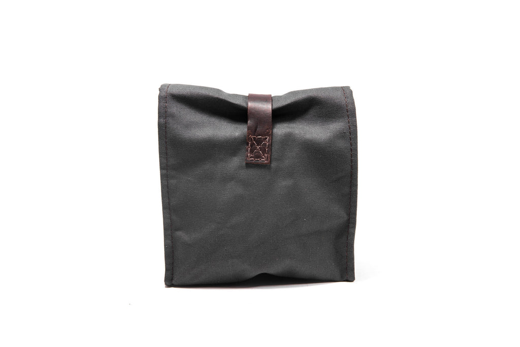 Lineo Pouch - Charcoal