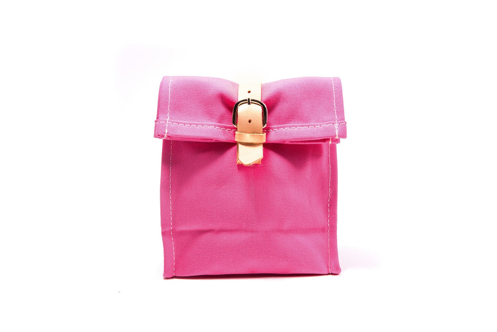Lineo Pouch - Neon Pink