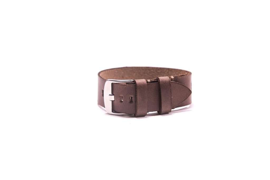 Single Watchband - 22mm - Natural