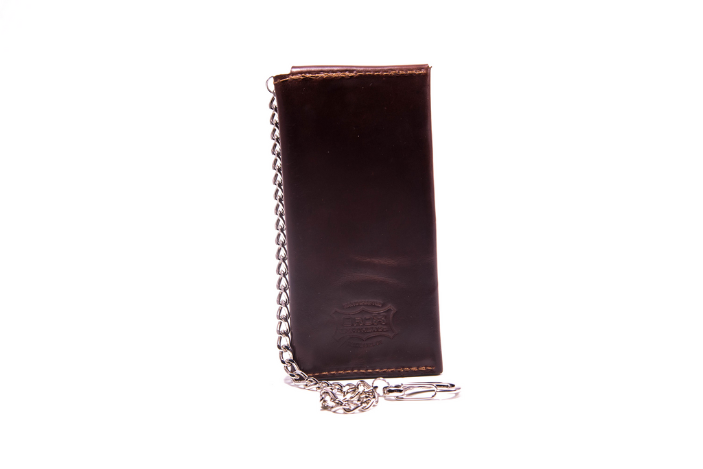Rider's Wallet - Brown