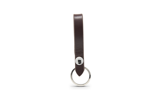 Loop Keychain - Brown