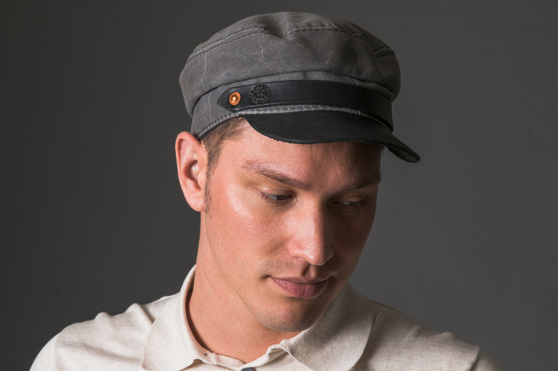 Proletariat Hat - Gray