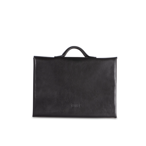 Orox Leather Co. handcrafted leather executive attache/laptop case with high quality luxury craftsmanship made to last a lifetime, made for men and women to stay organized and travel in fashion.
