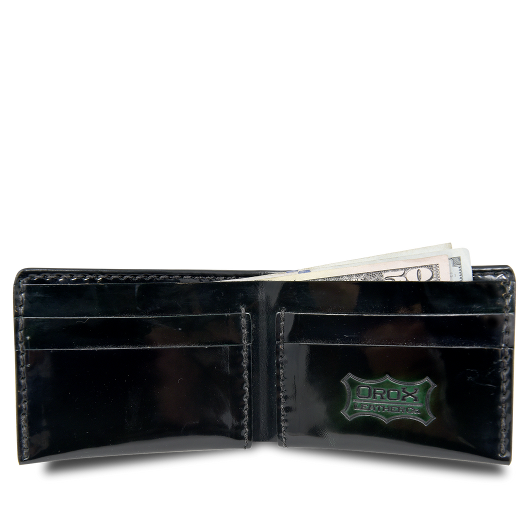 Traveler's Bifold - Emerald