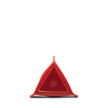 Triangle Ring Tray- Red