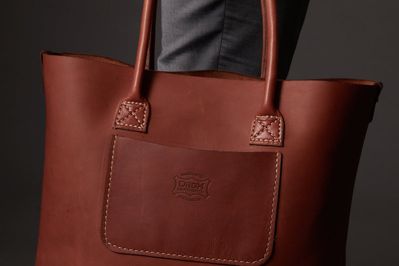 Merces Tote - Brown