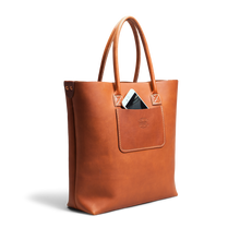 Orox Tan Leather Tote