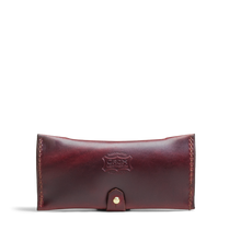 Orox Mahogany Leather Sunglass Sleeve