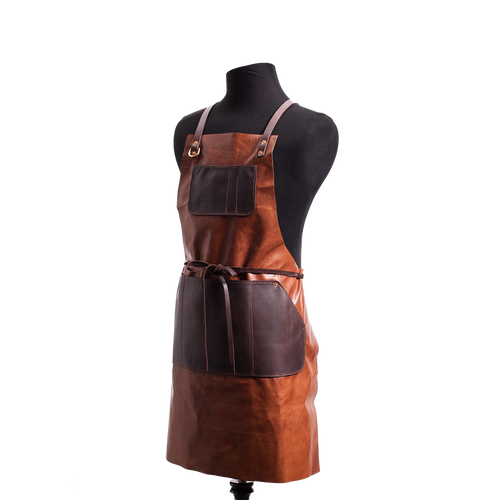 Orox Tan Leather Apron