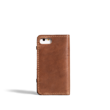 Orox Natural Leather iPhone 7+ Case