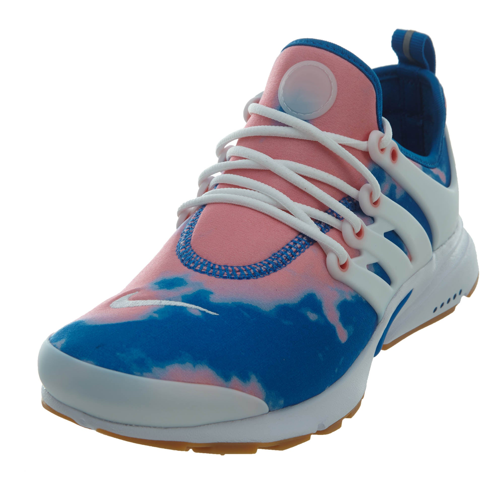 new style 22c8a 114d2 Nike Air Presto Tie Dye Blue Nebula Coral Womens Style ...