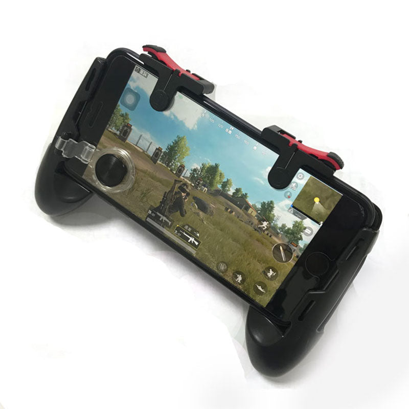Gamepad JoyShark - Multiplataforma (Android + iOS)