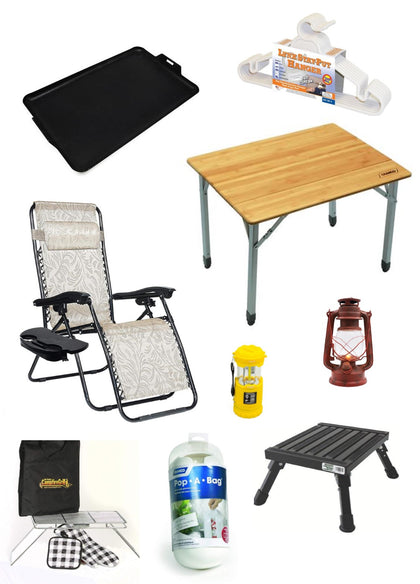 Campware & Camping Related Items