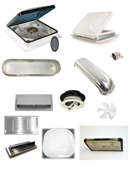 Airstream Vents & Fans