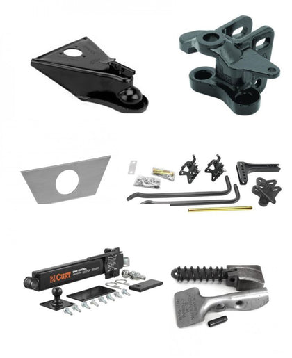 Coupler, Hitch & Related Parts