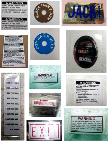 Labels & Tags, USA