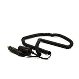12V 5 AMP Coil Extension Cord, 15' Tangle Free
