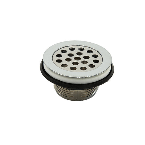 "2 1/2"" Shower Drain, Chrome"
