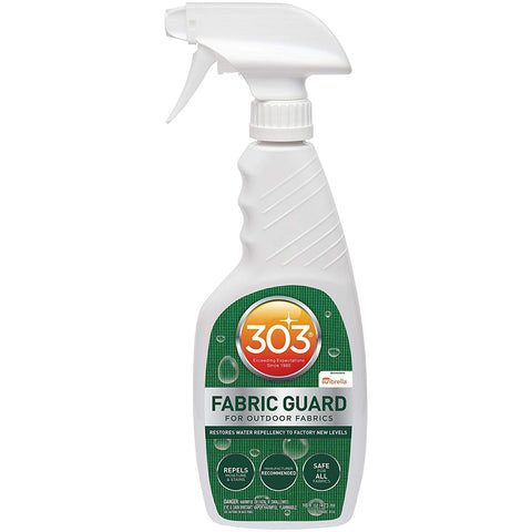 303 Fabric Guard Water Repellent - 16 ounce or 32 ounce