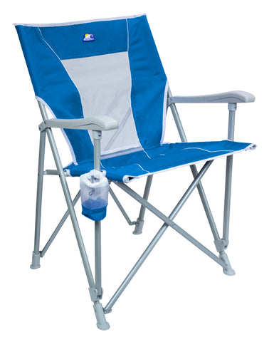 GCI Outdoor Captain's Chair™ - Saybrook Blue