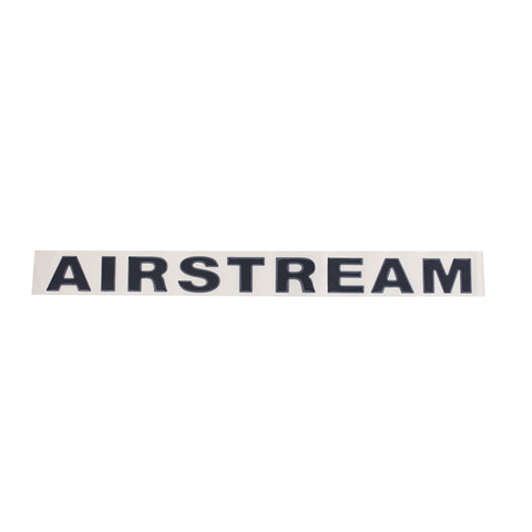 "Airstream Black Decal 2-1/4"" x 28"" - 386150"
