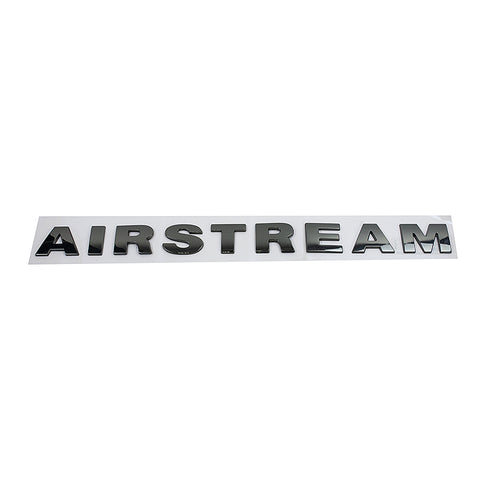 Airstream Legend Black Chrome Decal - 386272