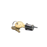 Airstream Lock Cylinder and Keys, Keeler - 035167-01