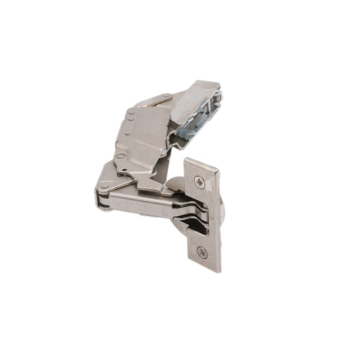 Airstream Nickel Plated Self-Closing Hinge - 381607-14