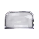 Airstream Roadside Wing Window, Clear Glass - 370027