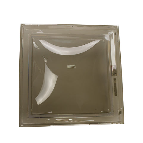 "Airstream Skylight & Trim Kit with Frame 19-1/2"" x 19-1/2"" - 381318-050 or Dome Only 381318-05"