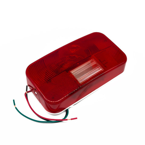 Bargman Surface Mount Tail Light with Backup Light