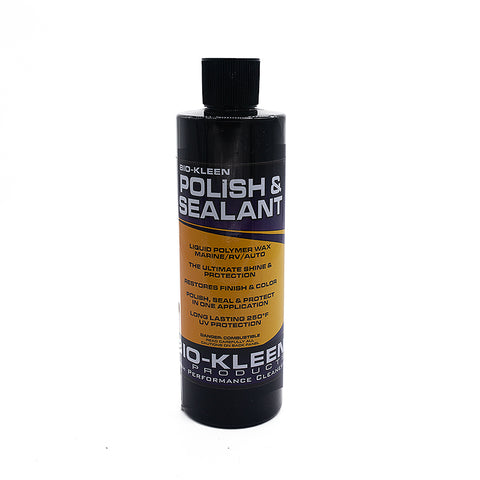 Bio-Kleen Polish & Sealant, 16 oz