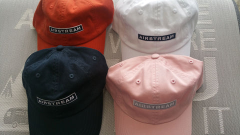 Airstream Block Logo Hat